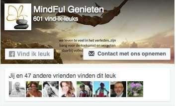 Facebook-MindFulgenieten-link