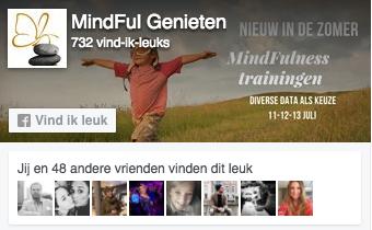 mindfulgenieten Facebook