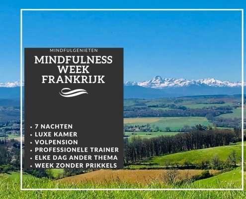 mindfulness week frankrijk