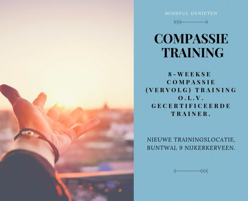 Compassie-training-MindFul-Genieten