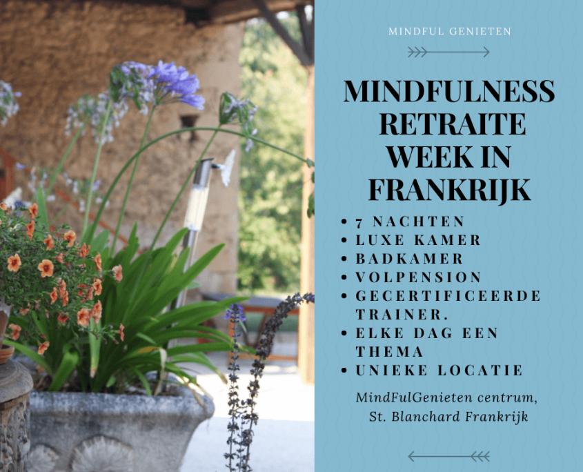 Mindfulness-week-mindfulgenieten-Frankrijk-Gers